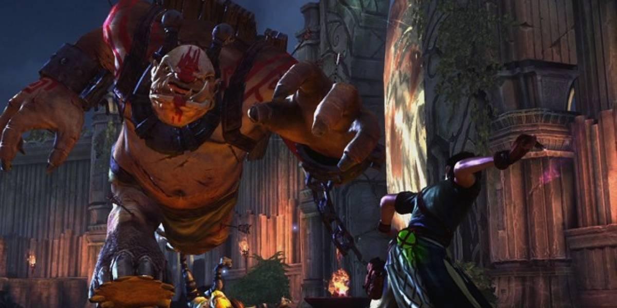 Ya está disponible Sorcery para PlayStation 3