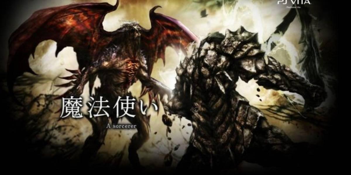 Soul Sacrifice es lo nuevo de Keiji Inafune