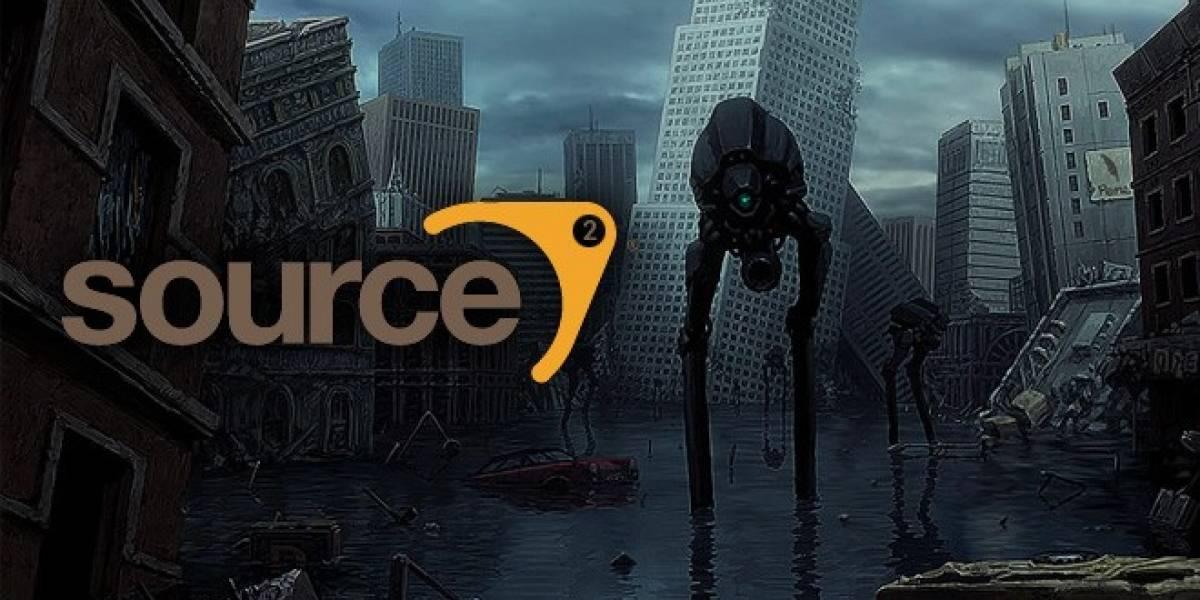 Futurología: Source 2 estaría en desarrollo por Valve, quizás para Half-Life 3