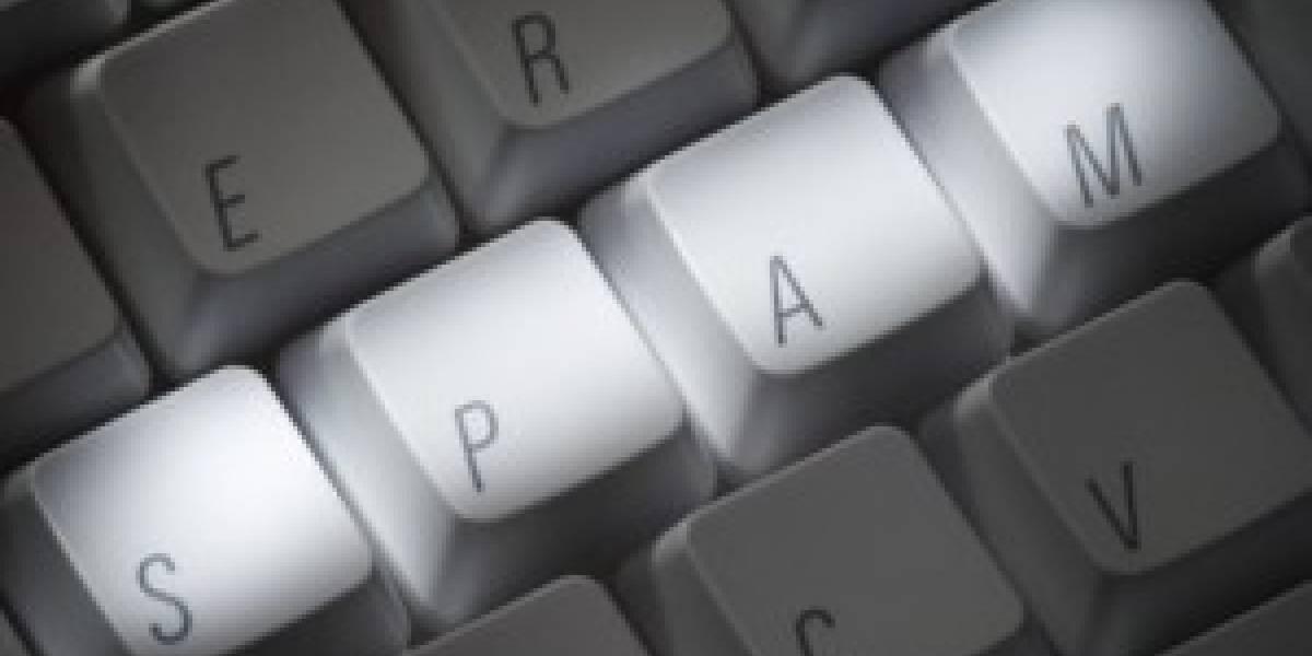 Cuentas hackeadas están siendo usadas para enviar spam