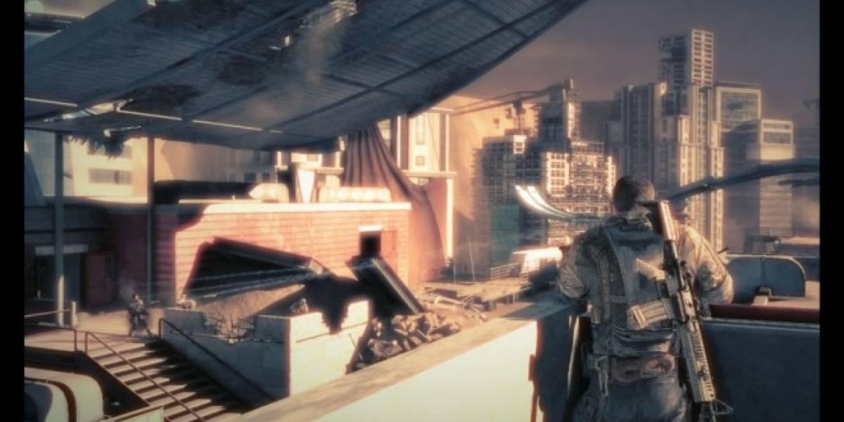 Ya se puede descargar la demo de Spec Ops: The Line
