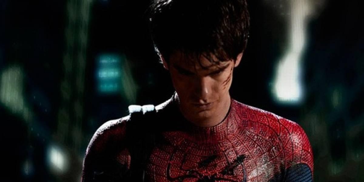 Así se controla The Amazing Spider-Man con PS Move