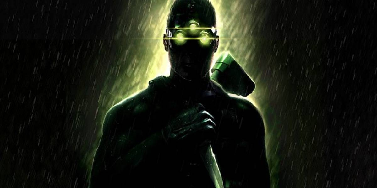 New Regency producirá la película de Splinter Cell