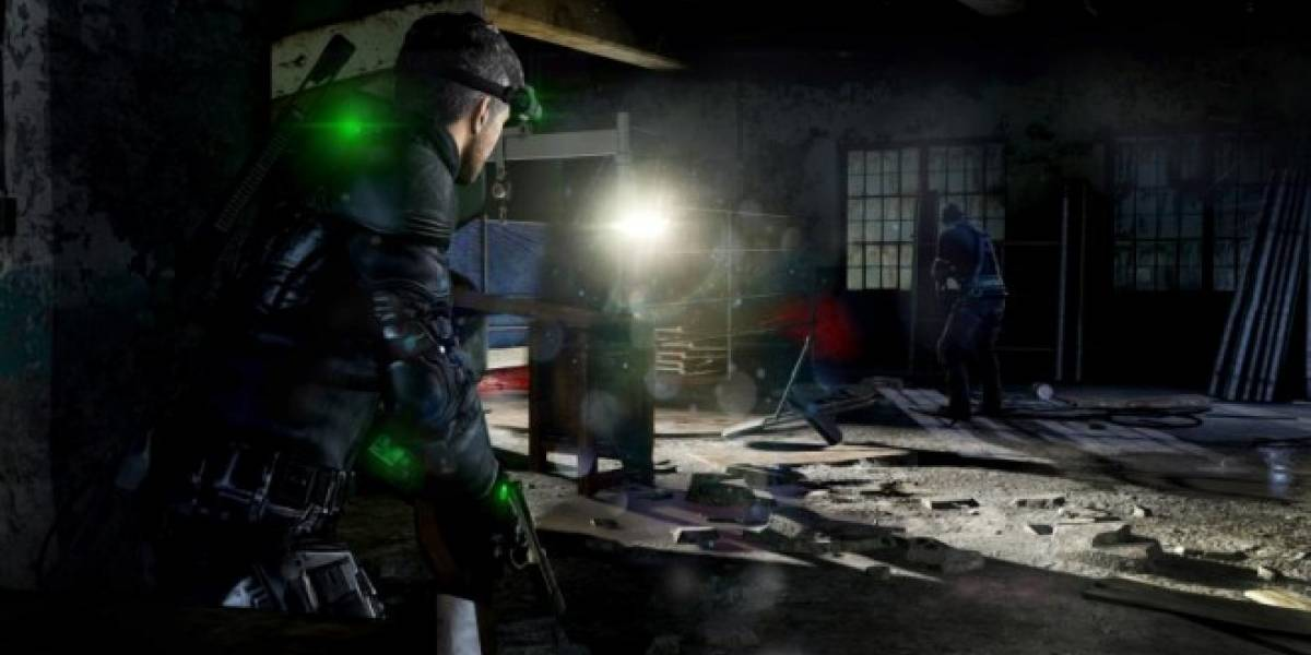 Splinter Cell: Blacklist estrena video enfocado en ataques no letales