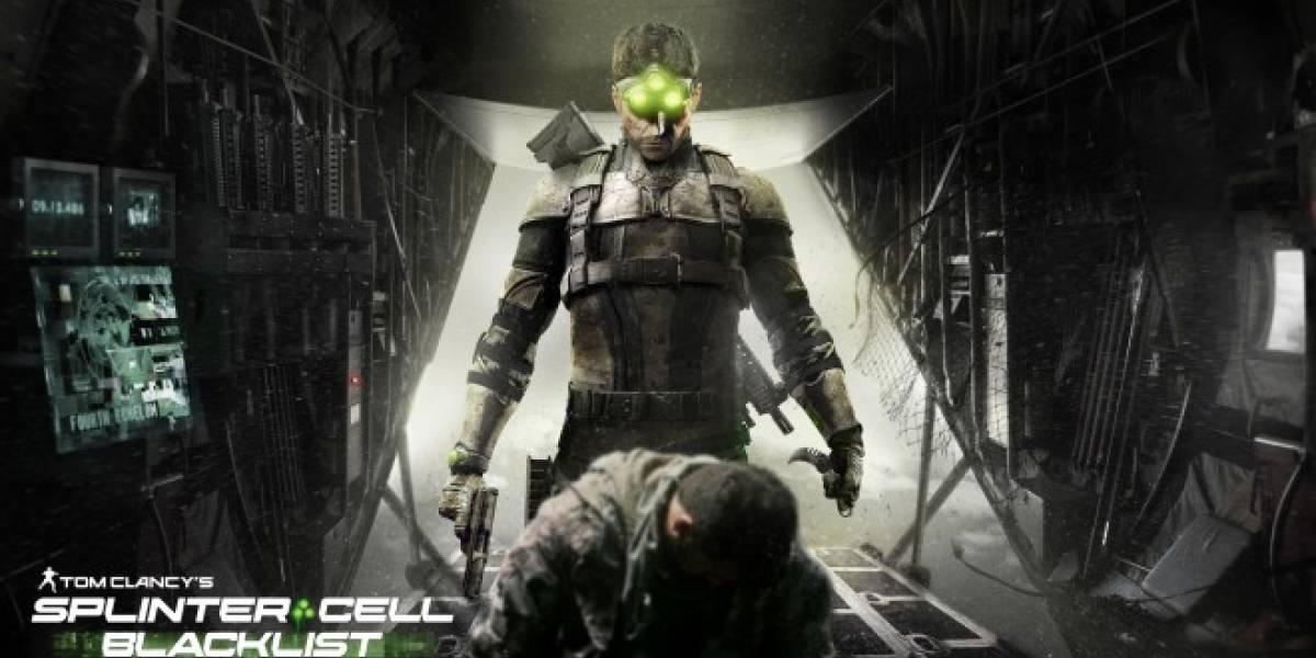 Nuevo tráiler de Splinter Cell: Blacklist nos muestra el apartado artístico del juego