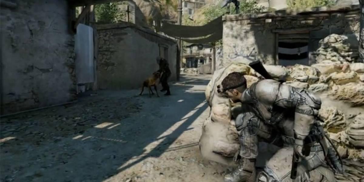 Ubisoft muestra las habilidades de sigilo en Splinter Cell: Blacklist