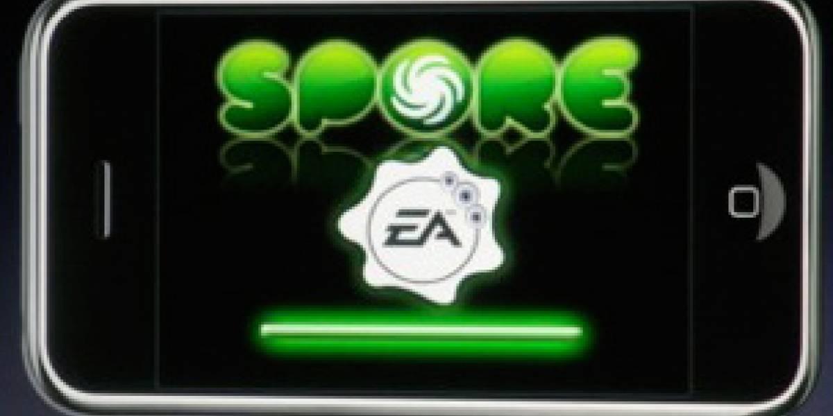 EA anuncia nuevos juegos para iPhone, confirma Spore Origins para este domingo