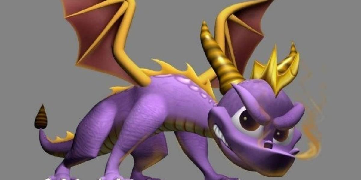 Insomniac: Fue fácil olvidar a Spyro