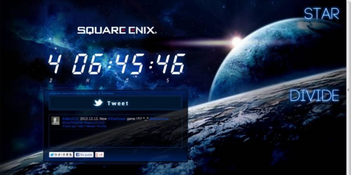 Square Enix revelará un nuevo juego la próxima semana