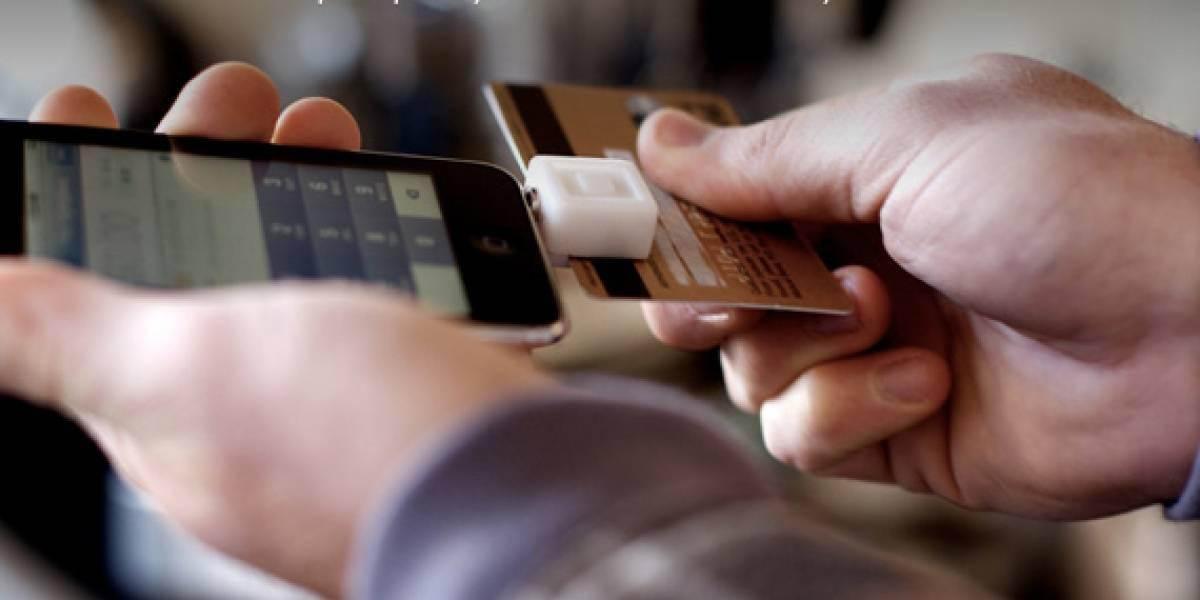 Square: Sistema de pago con lector de tarjetas en celulares