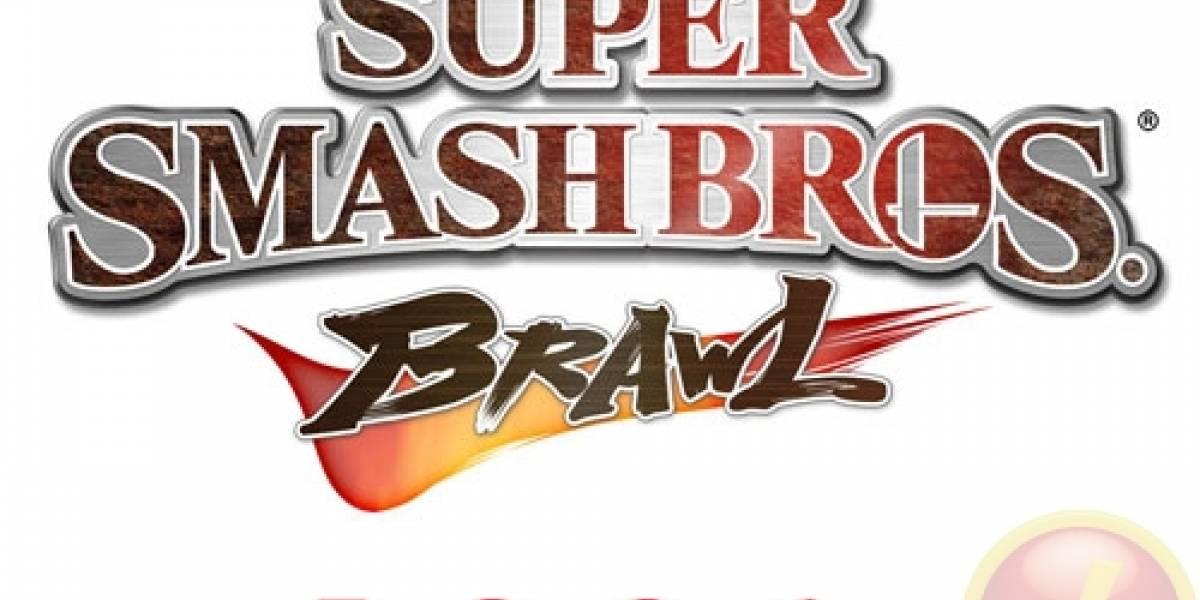 Mañana sale Super Smash Bros Brawl en Chilito... ah! y el resto del mundo también.
