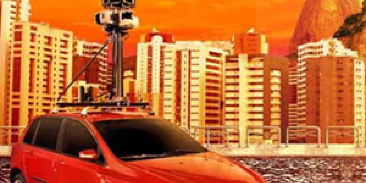Google Street View retratará tres ciudades brasileñas