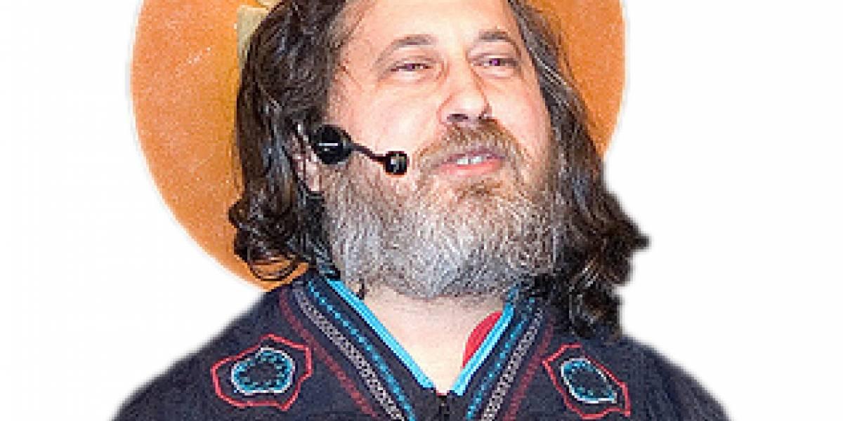 Hoy en FayerWayer TV: Richard Stallman y Franco Catrin en el mismo programa