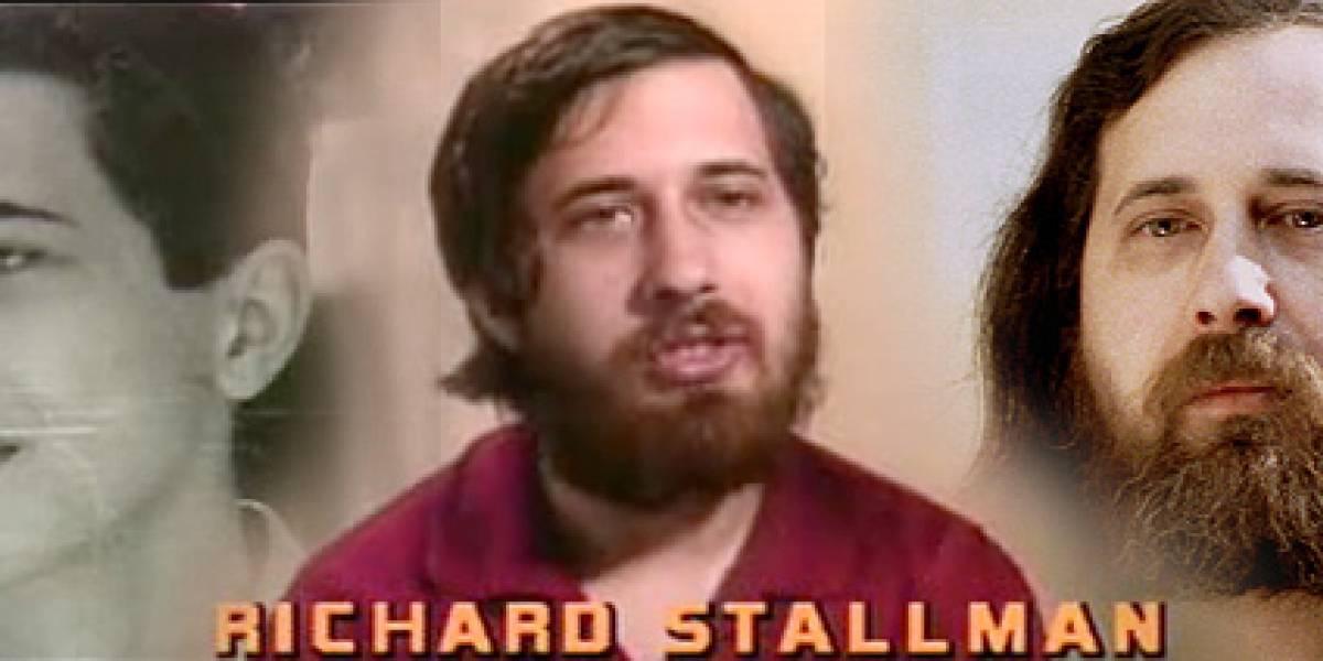 Richard Stallman es Extraterrestre