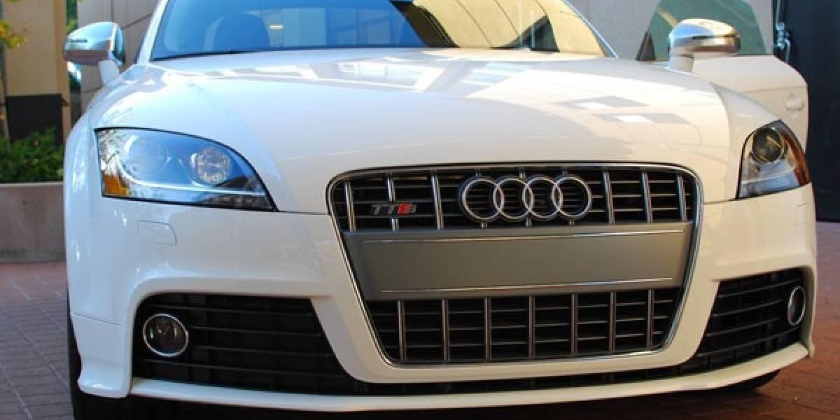 Video: Un Audi TT-S se conducirá solo por una pista de rally el próximo año