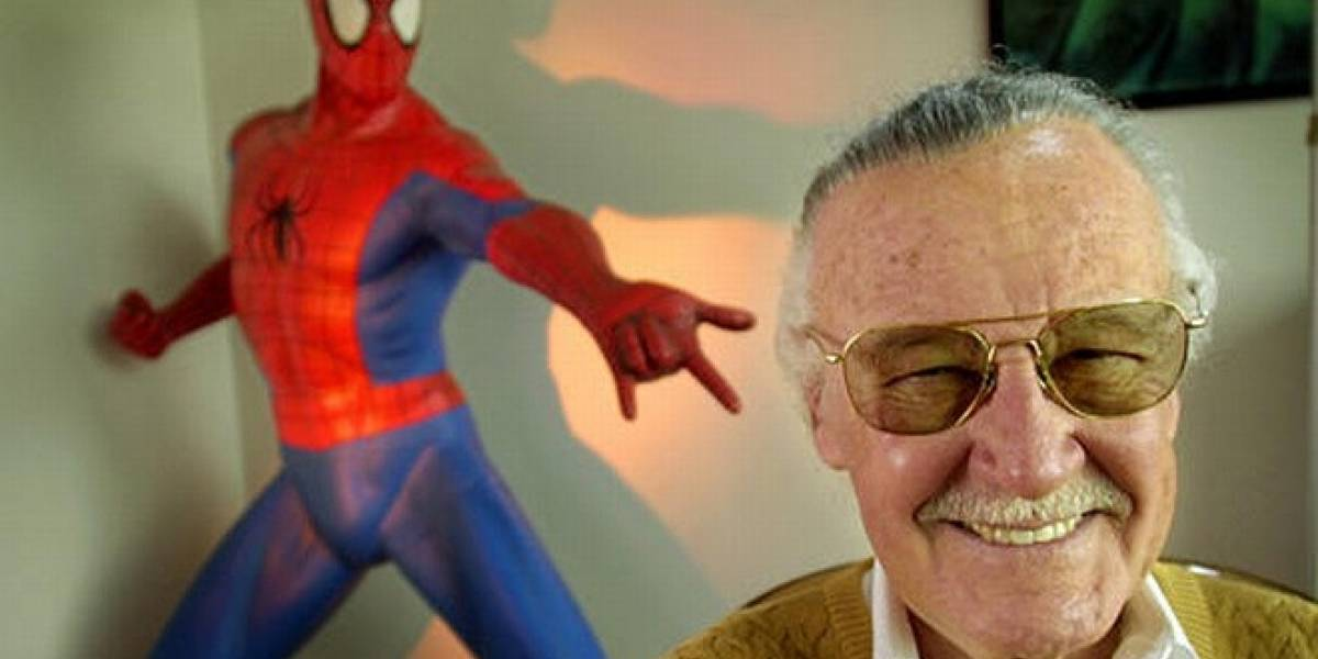 Pasen y vean como pelea Stan Lee en The Amazing Spider-Man