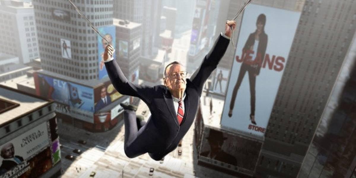 Stan Lee será un personaje jugable en The Amazing Spider-Man