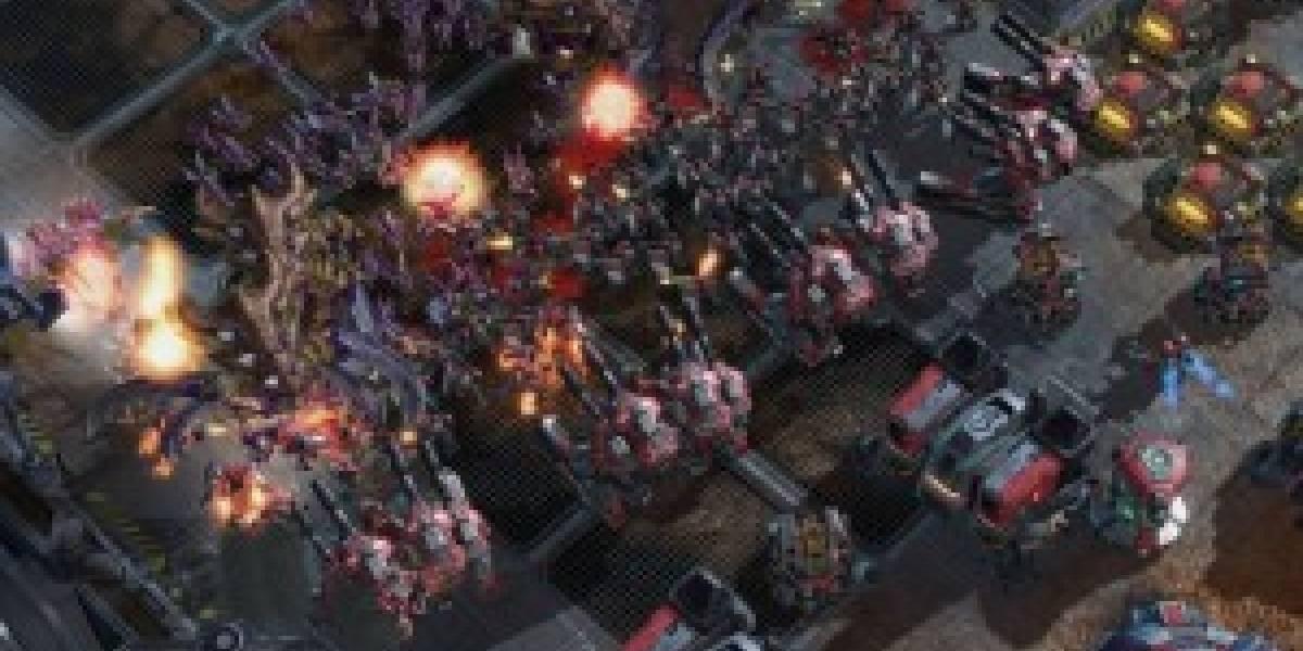 Starcraft 2, nuevas imágenes