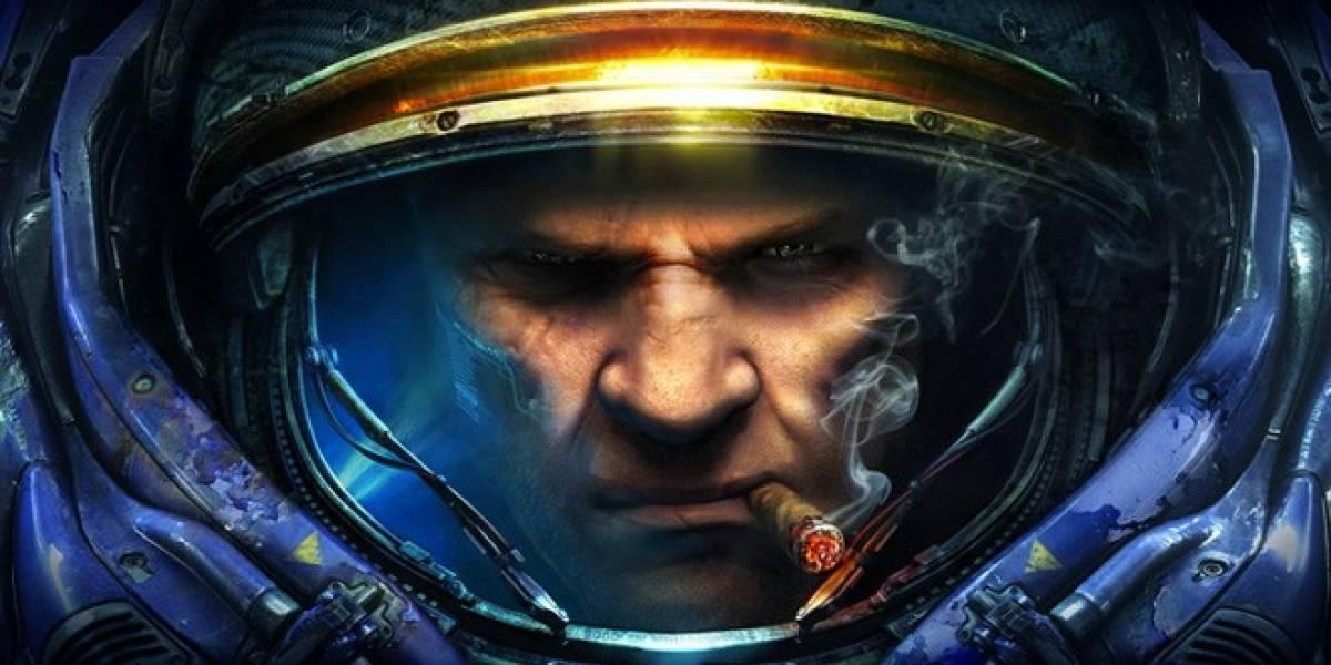Blizzard actualiza las versiones de 180 días de StarCraft II