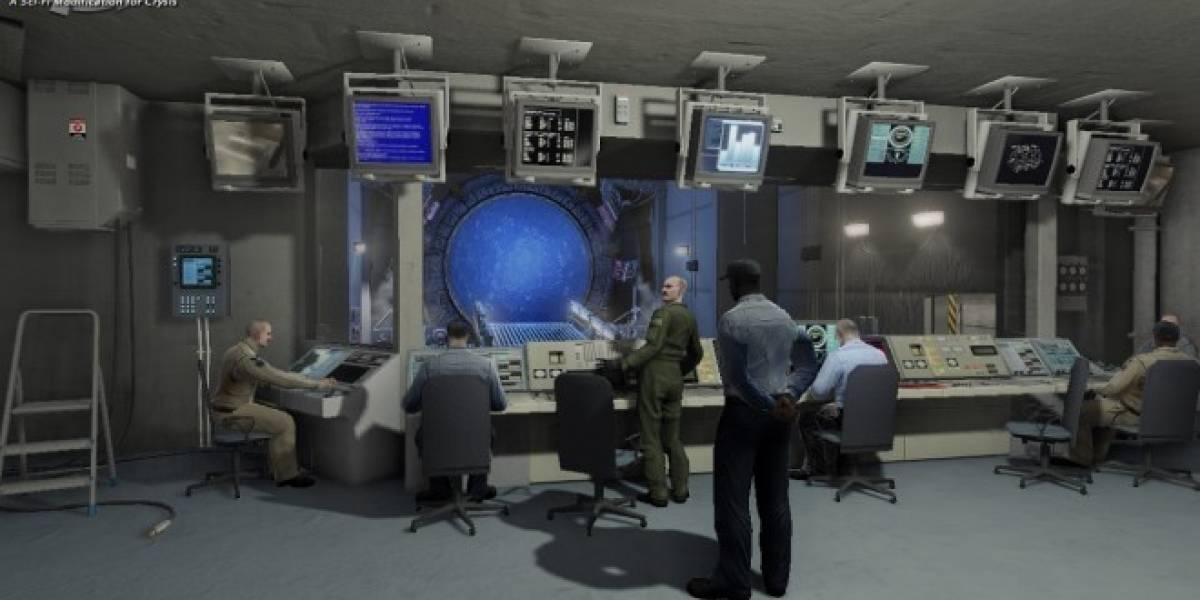 StarCry, el mod de ciencia ficción y 8 horas de juego