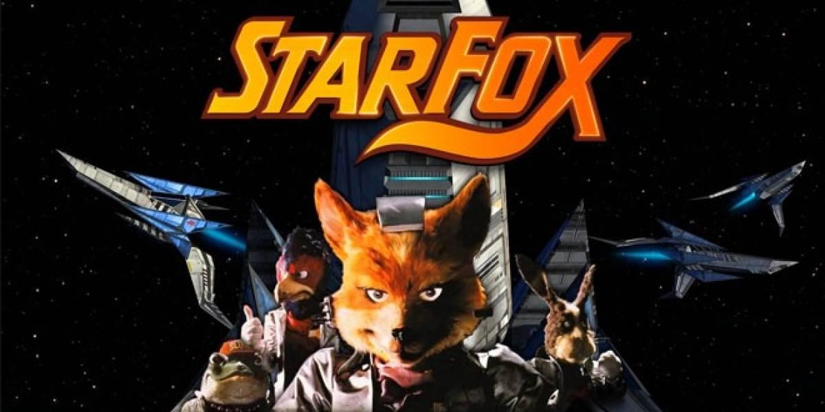Futurología: Star Fox estaría en camino para Wii U