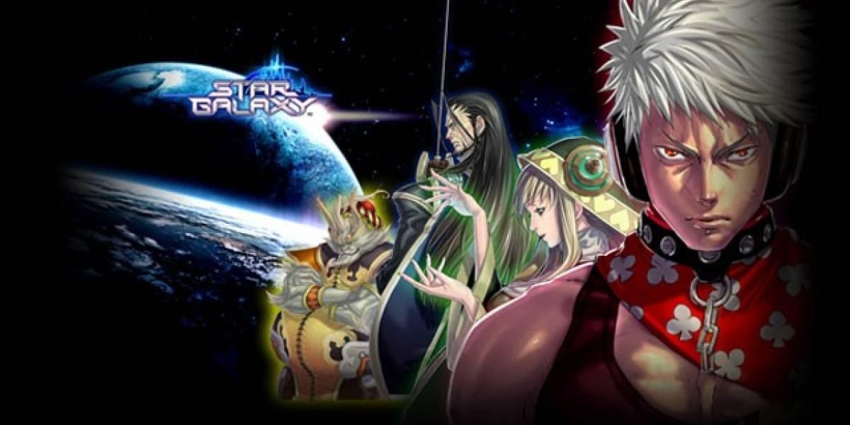 El contador regresivo llegó a ceros, Square Enix anuncia Star Galaxy