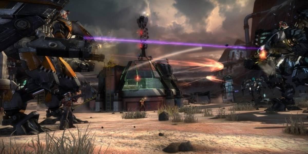 El multijugador de Starhawk llegará como juego independiente a la PSN la próxima semana