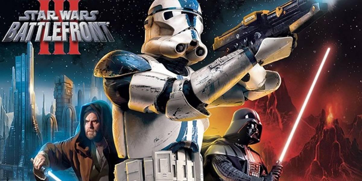 Battlefront III era un juego mediocre y no estaba prácticamente terminado, asegura exempleado de LucasArts