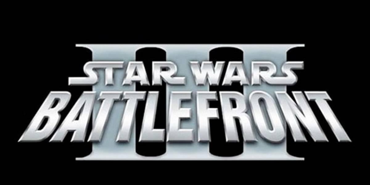 Battlefront III estaba prácticamente listo antes de ser cancelado