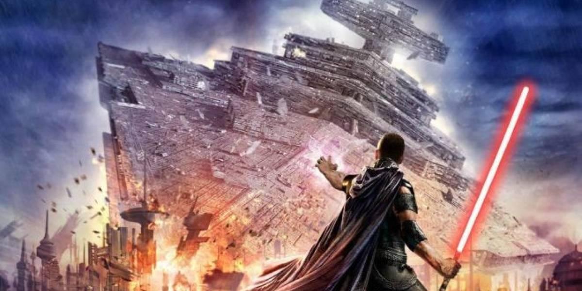 LucasArts revelará un nuevo juego de Star Wars