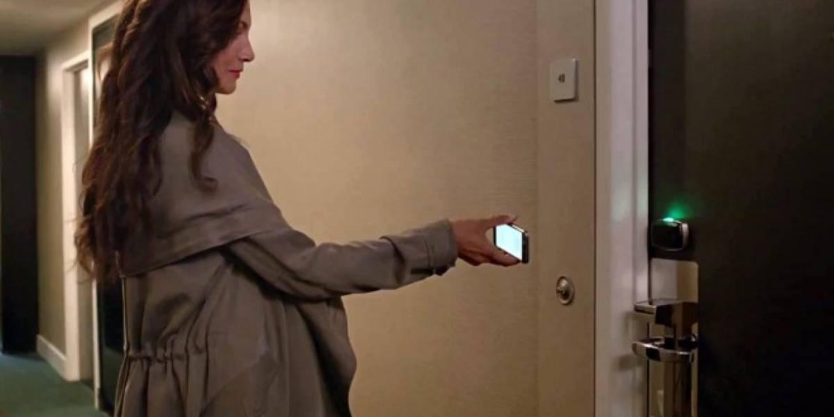 Hoteles Starwood permitirán usar el móvil como llave de tu habitación