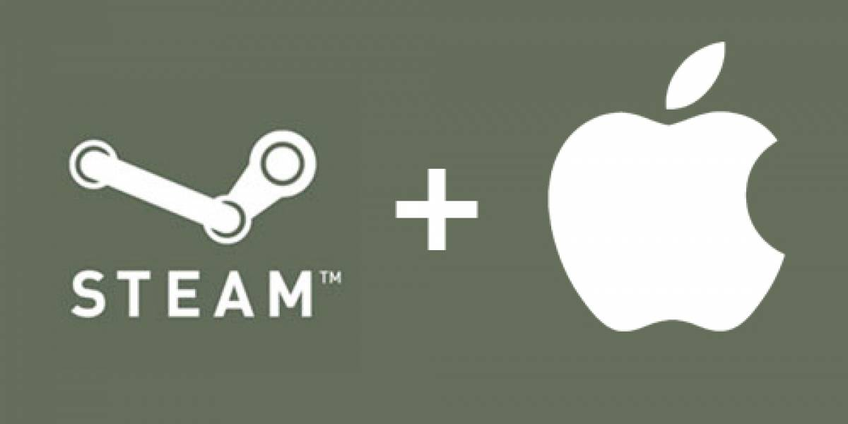 Valve anuncia oficialmente Steam para Mac