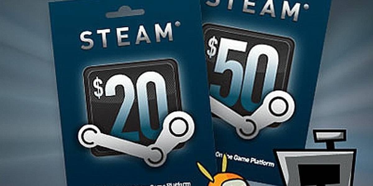 Valve oficializa la venta de cupones para la Cartera de Steam