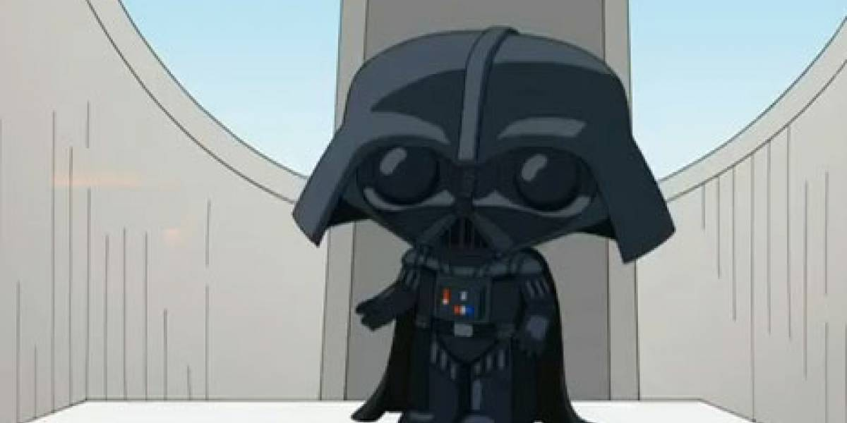 Family Guy: Otra parodia de Star Wars