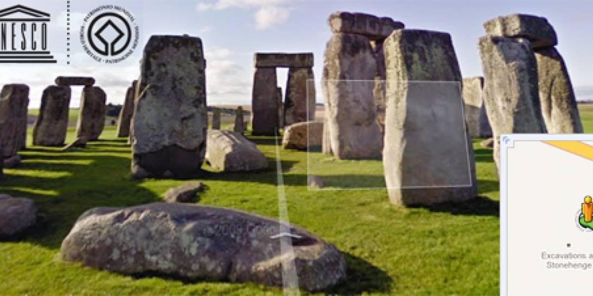 Google mostrará los sitios del Patrimonio Mundial de la UNESCO en Street View