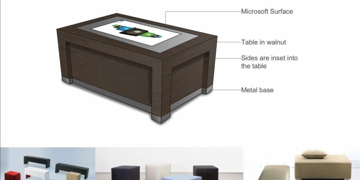 Revelan el diseño de lo que serían las Microsoft Stores en otoño