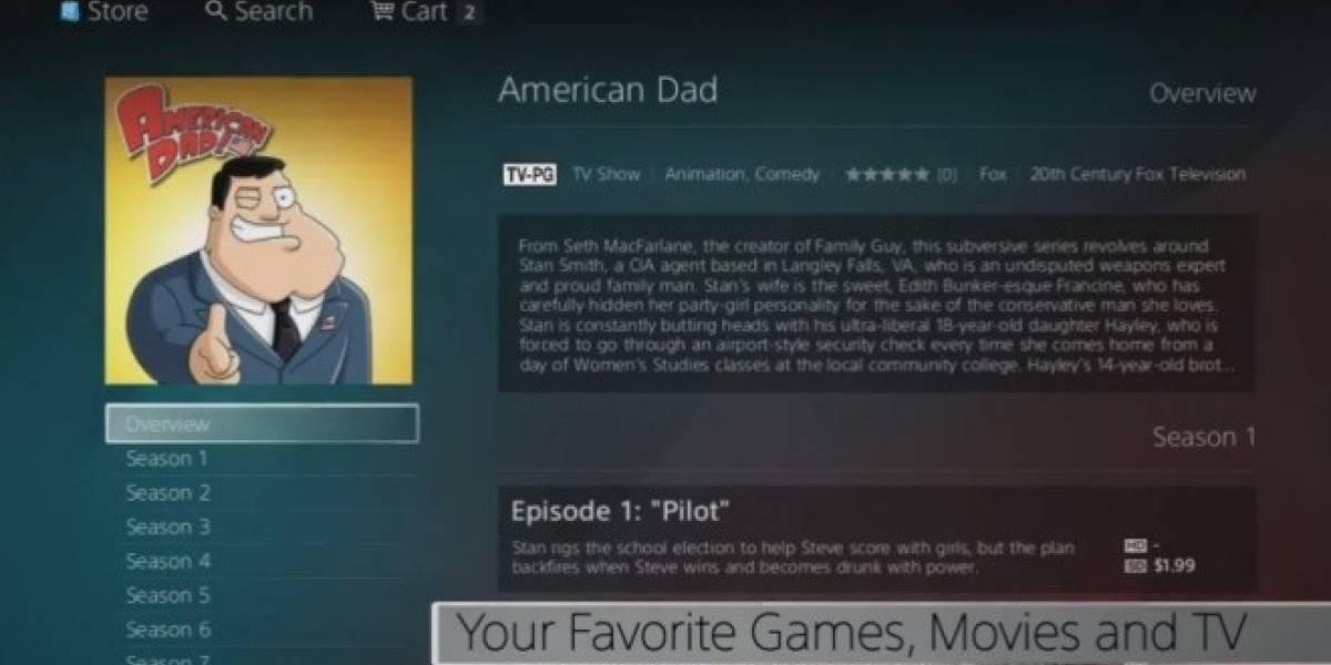 La nueva PlayStation Store hace su estreno en América