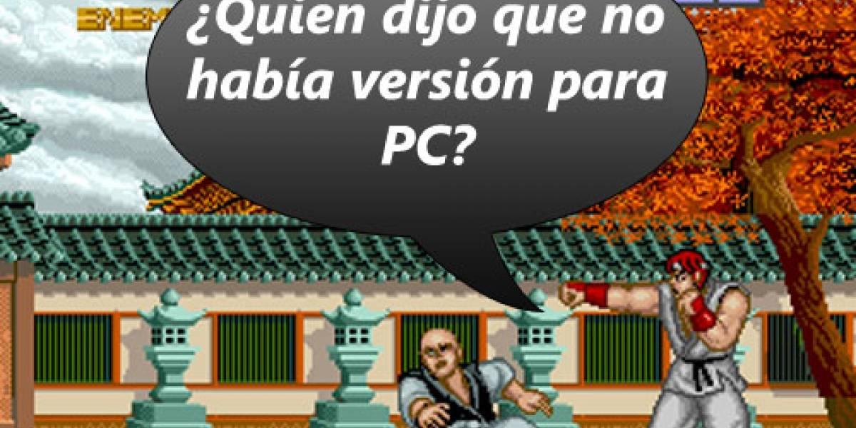 Street Fighter IV llega al PC, con fecha de lanzamiento incluída... FTW!