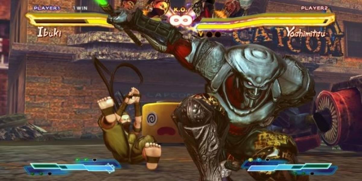 Street Fighter X Tekken ya tiene fecha de salida para PS Vita