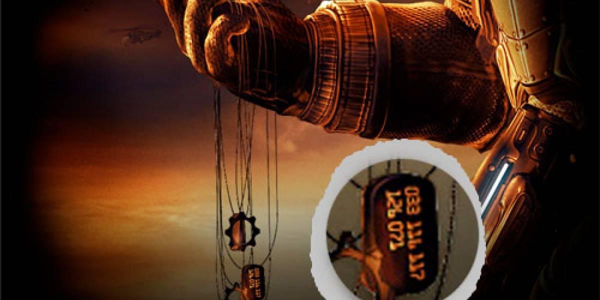 Gears of War 2 el 9 de Noviembre, 80% seguro