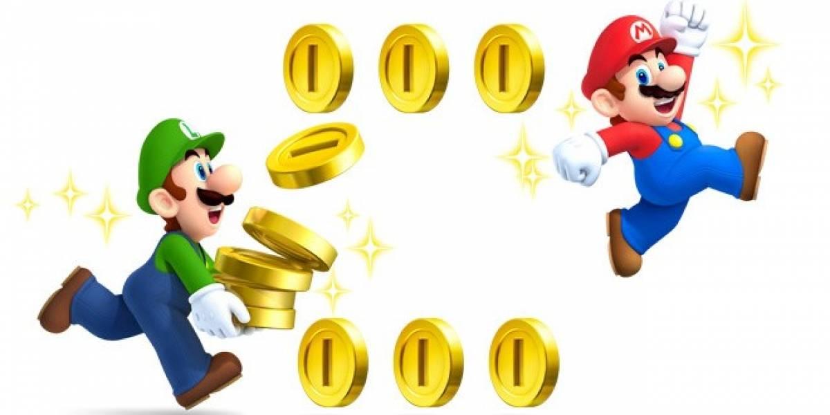 Extraña política de precios para New Super Mario Bros. 2 en formato digital