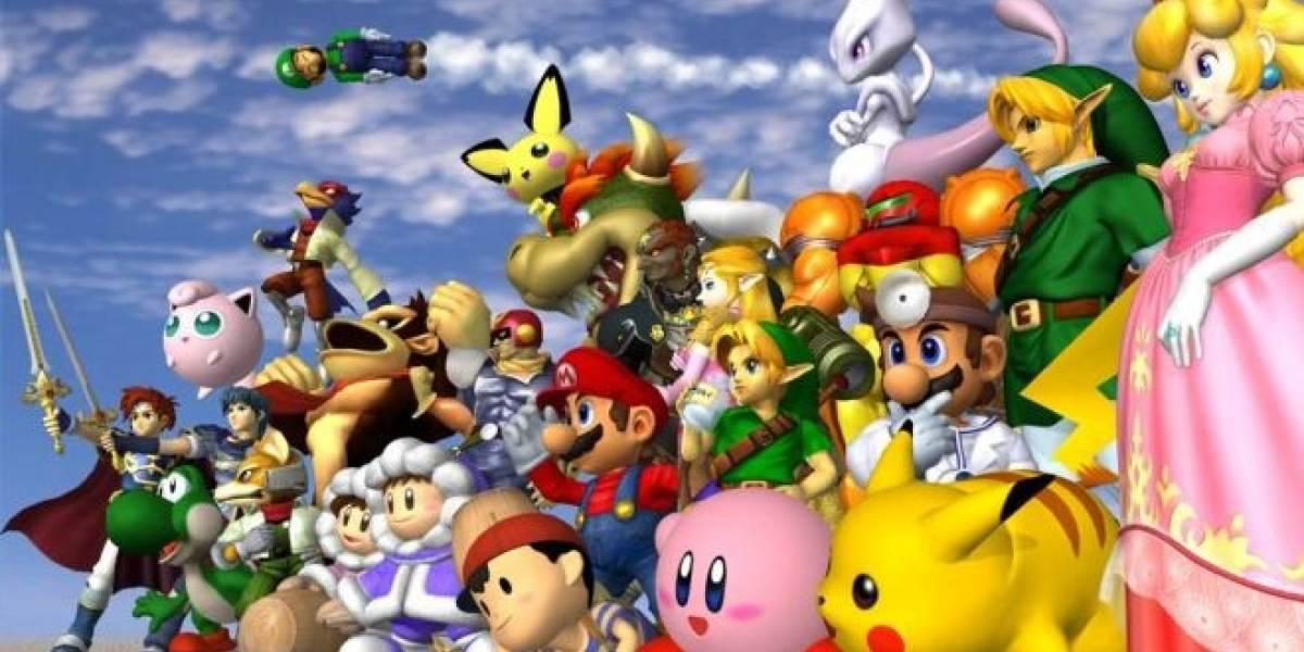 Super Smash Bros. llegará a 3DS y a Wii U de la mano de Namco Bandai