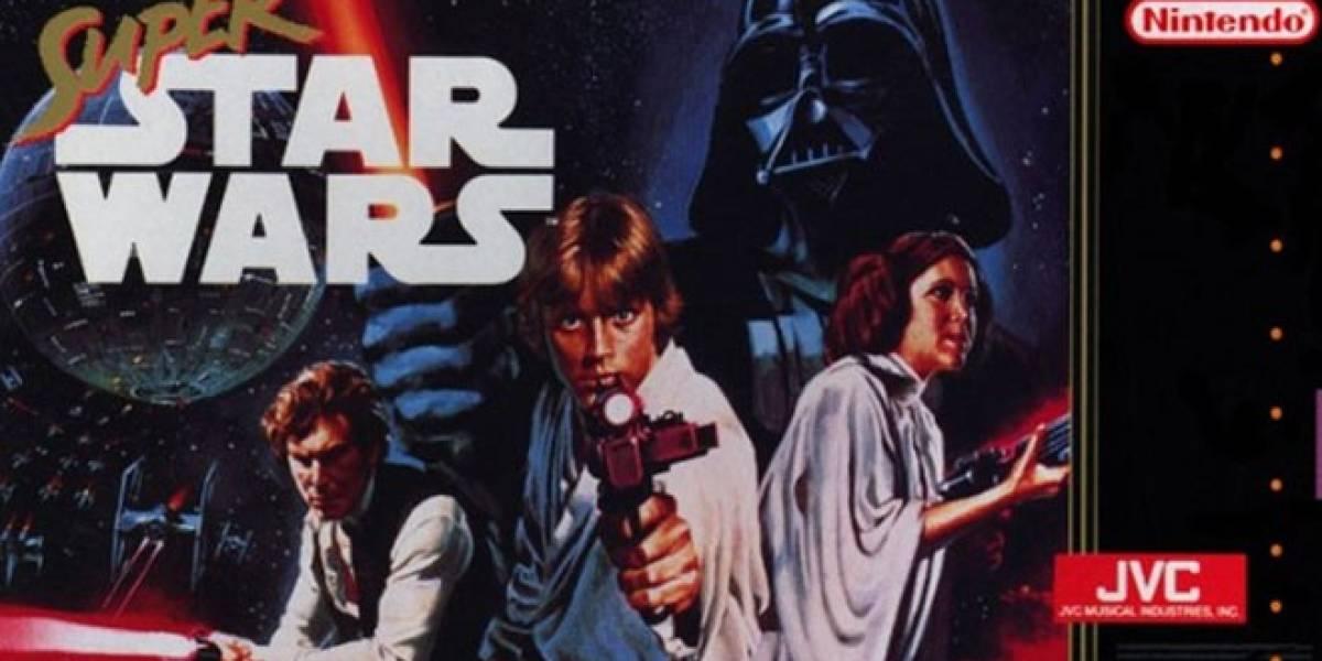 5 juegos para celebrar el día de Star Wars