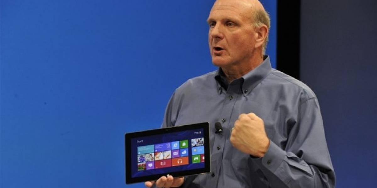 Surface RT representa sólo el 0,13% de la navegación web a través de tabletas