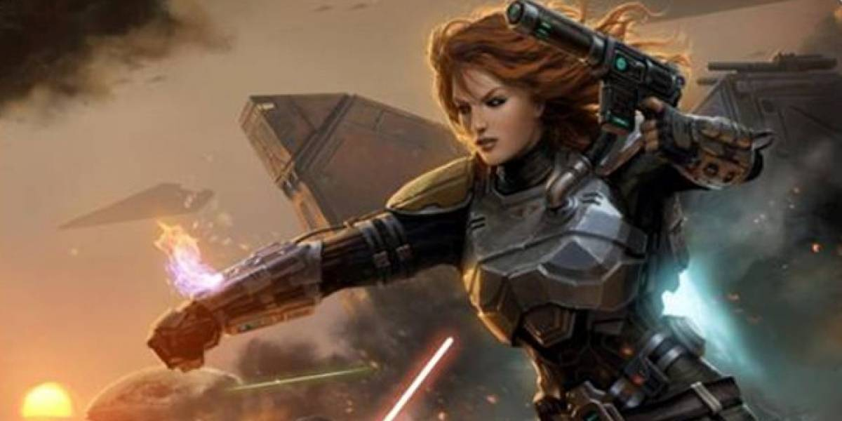 Juega gratis Star Wars: The Old Republic de hoy al lunes
