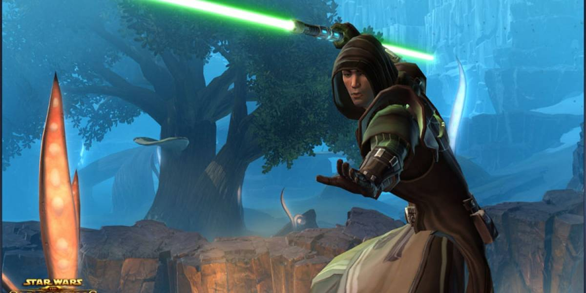 Star Wars: The Old Republic ya tiene fecha para ser gratuito