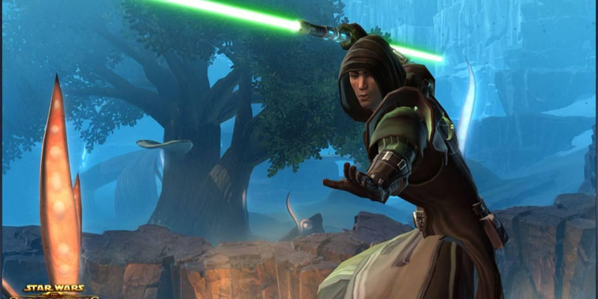 Guionista principal de Star Wars: The Old Republic deja BioWare