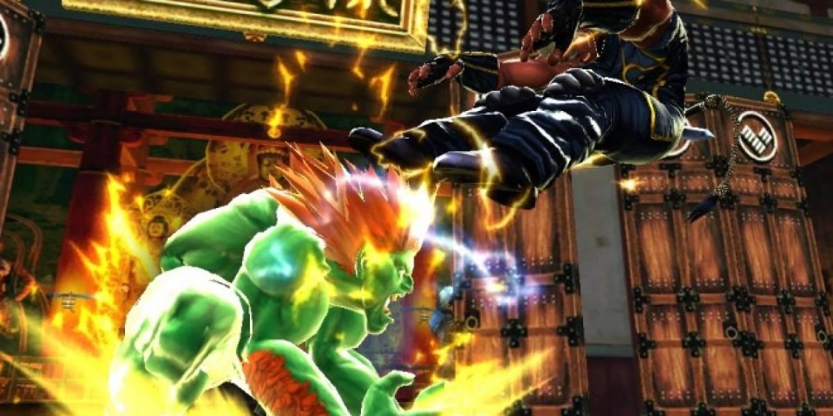 Street Fighter X Tekken recibirá nuevos personajes durante este mes de julio