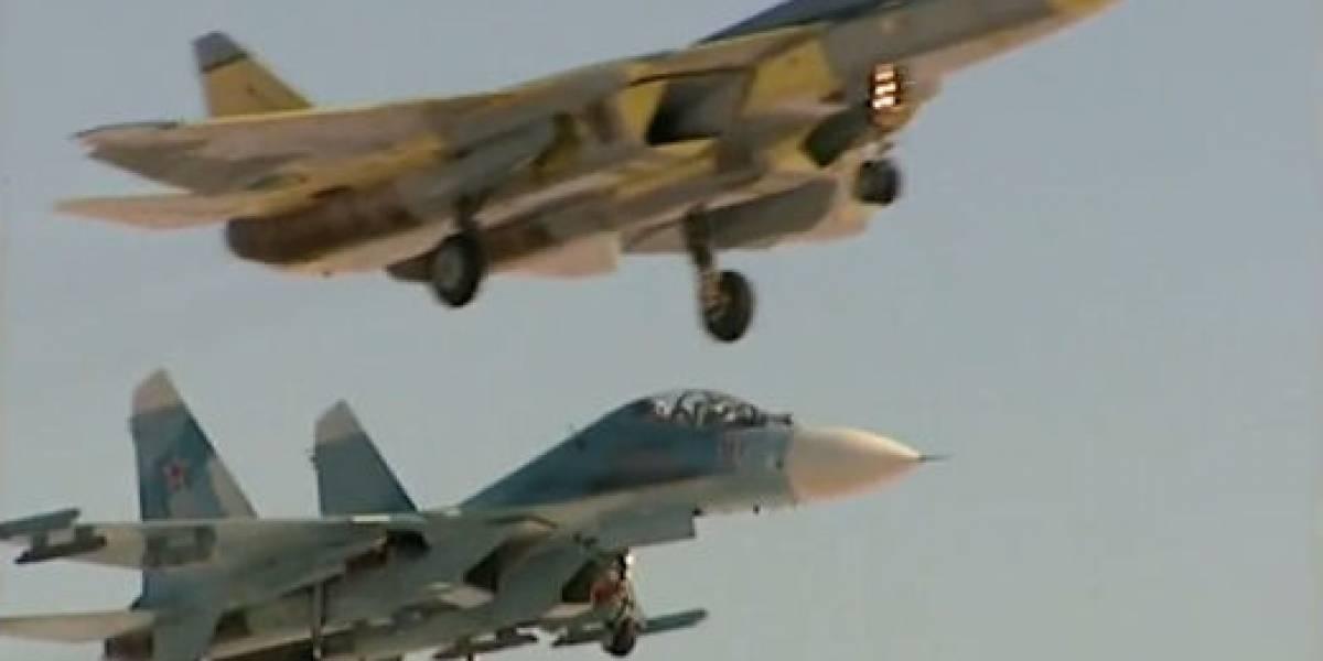 Rusia ha exhibido su primer caza de quinta generación