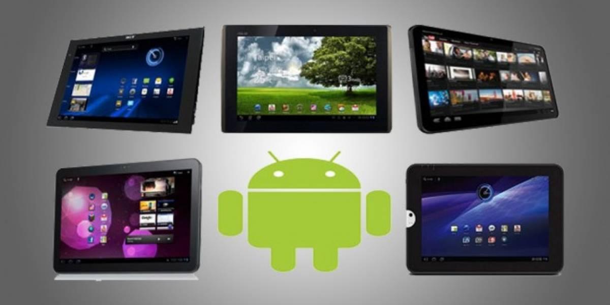 Android ha superado por primera vez las ventas de iPads